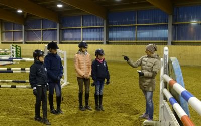 HS-PJF Lehrgang am 13. November bei Evi Bengtsson
